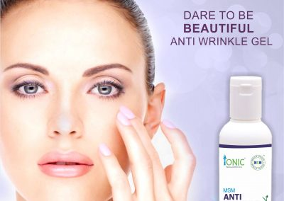 Anti Wrinkle Anti Acne gel