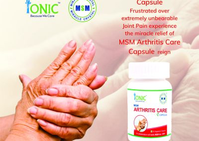 Arthritis Gel Post